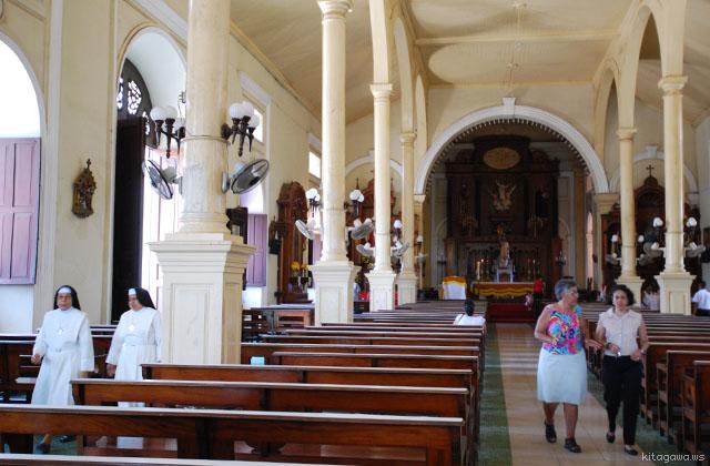 ハルテバ教会 ニカラグア グラナダ