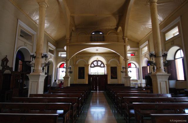 ハルテバ教会 Iglesia de Xalteva