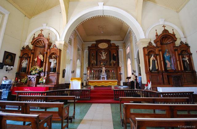 ニカラグア グラナダ ハルテバ教会