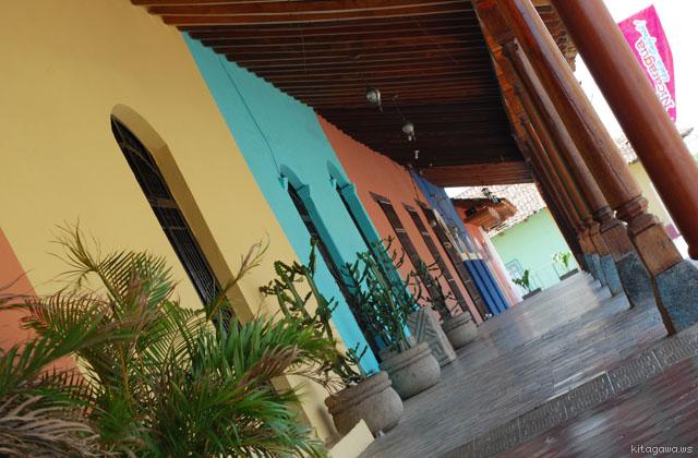 グラナダ観光 ニカラグア