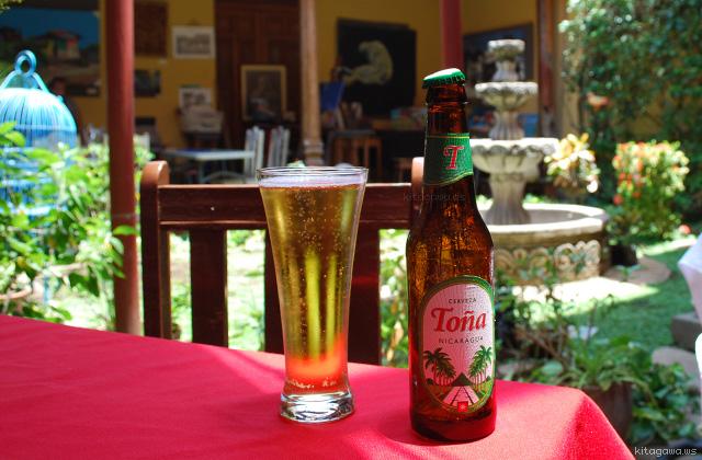 トーニャ Toña ニカラグア ビール