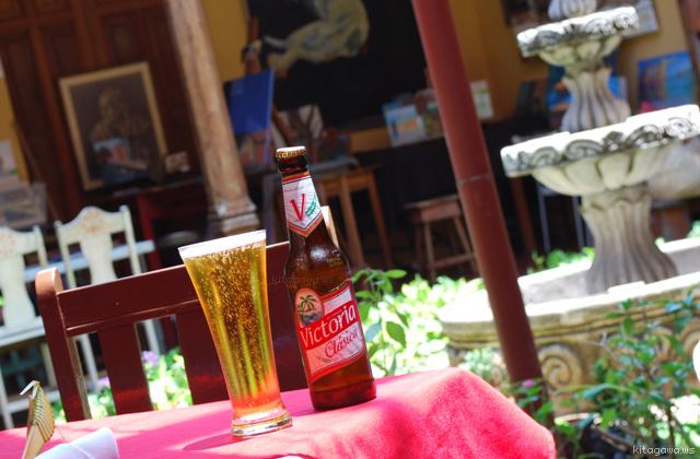 ビクトリア Victoria ニカラグア ビール