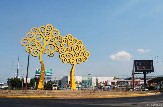 ニカラグア旅行記
