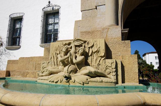 サンタバーバラ裁判所