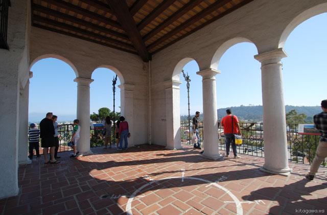 アメリカ旅行記 サンタバーバラ観光
