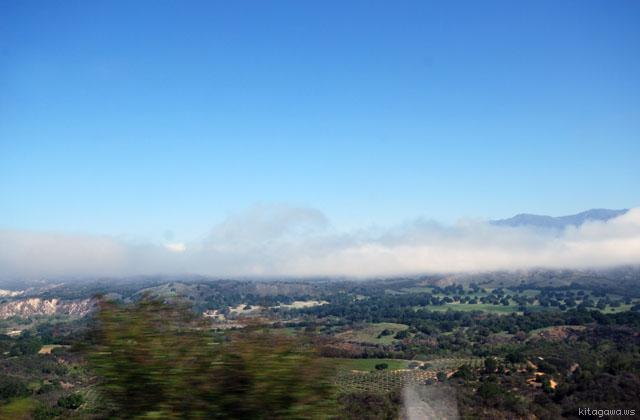 ロス・パドレス国立森林公園 Los Padres National Forest