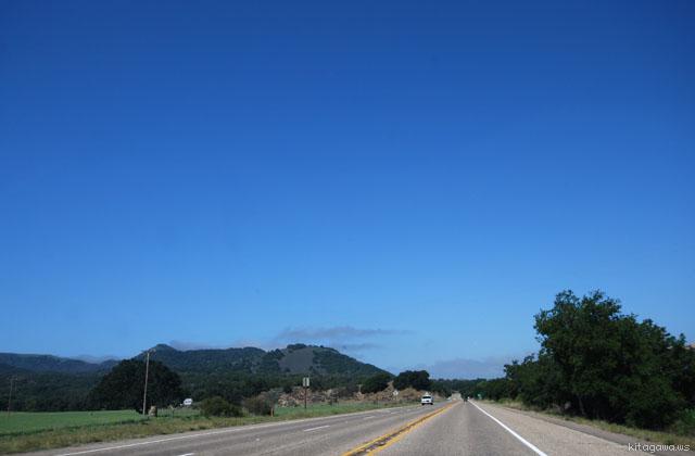 カリフォルニア 州道154号線