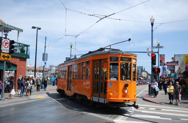 Muni Metro San Francisco