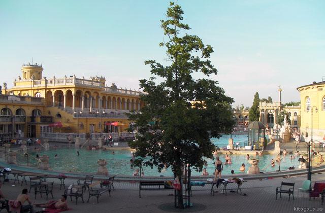セーチェニ温泉