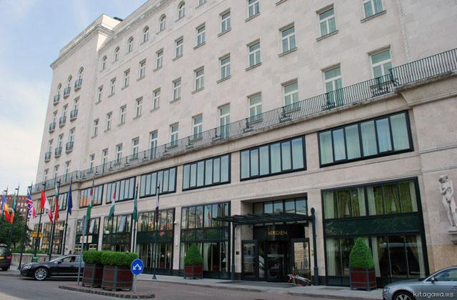 ル・メリディアン・ブダペスト・ホテル