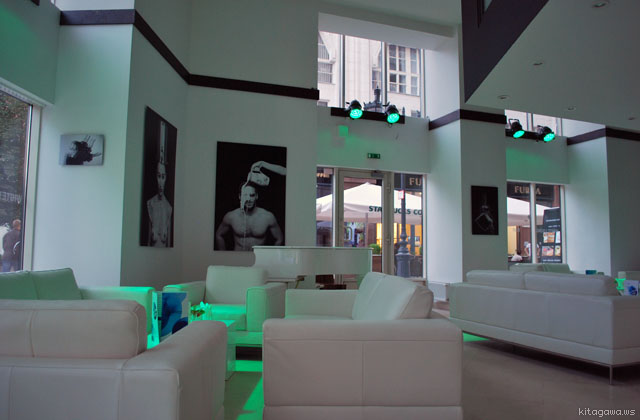 The White Lounge