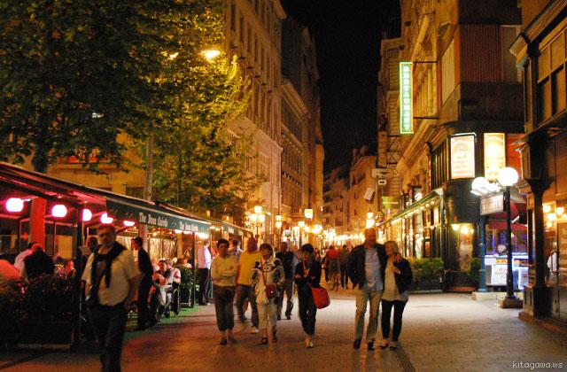 ハンガリー旅行記 ブダペスト観光