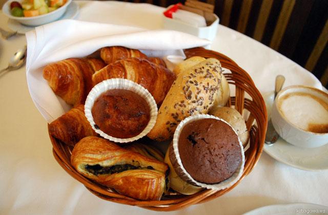 メリディアンブダペスト 朝食