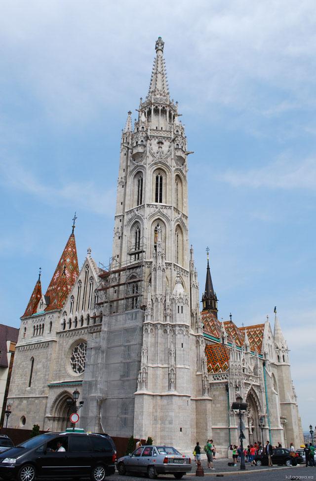 マーチャーシュ教会 ハンガリー