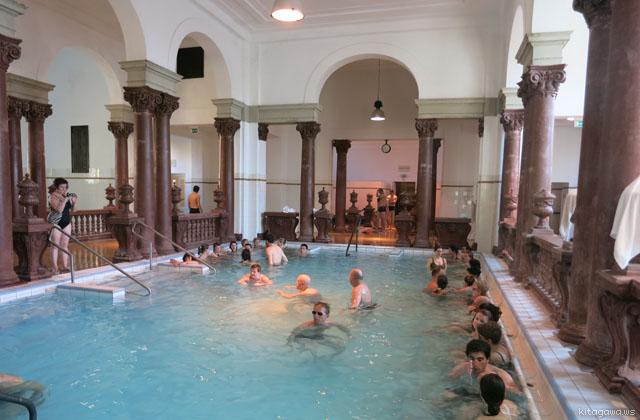 ブダペスト 温泉