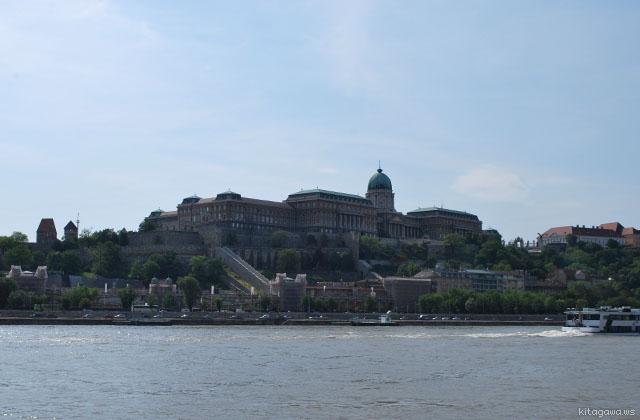 王宮 ブダペスト