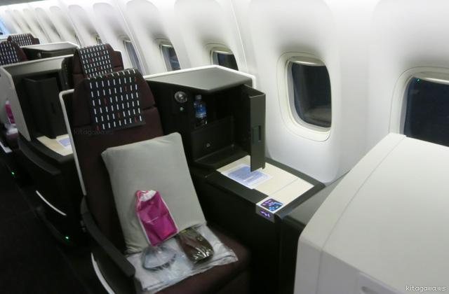 JAL Sky Suite 767 搭乗記