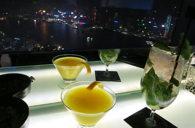 OZONE リッツカールトン香港