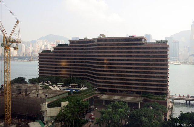 インターコンチネンタル香港ホテル
