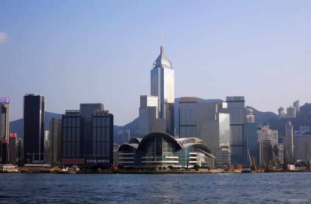 香港会議展覧中心 Hong Kong Convention and Exhibition Centre