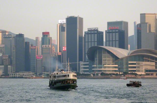 スターフェリー 香港