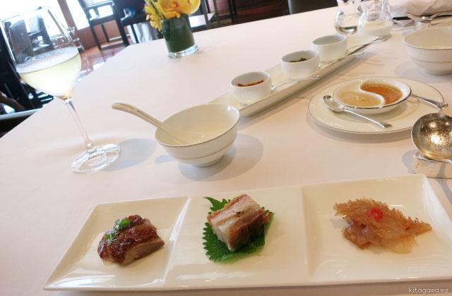 龍景軒 フォーシーズンズホテル香港