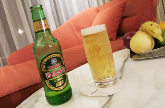 青島啤酒 (チンタオビール)