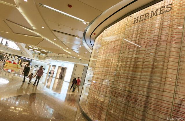 ifc mall 上海