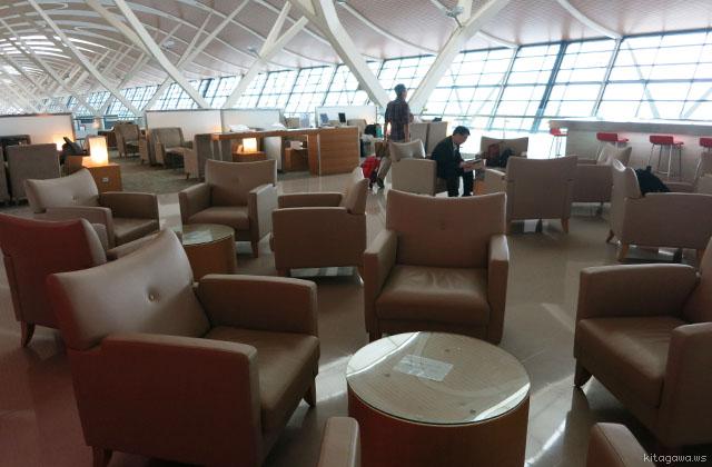 上海 浦東空港 ラウンジ