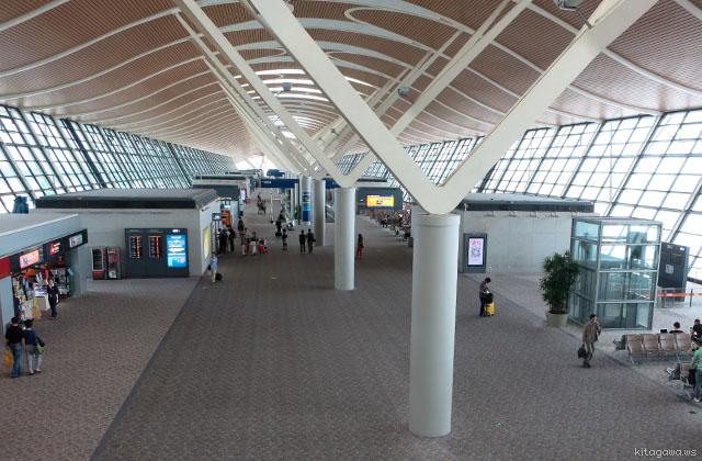 上海 浦東 第2ターミナル