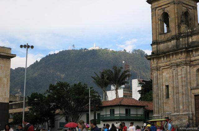 モンセラーテの丘