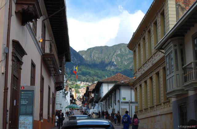 コロンビア旅行記 ボゴタ観光