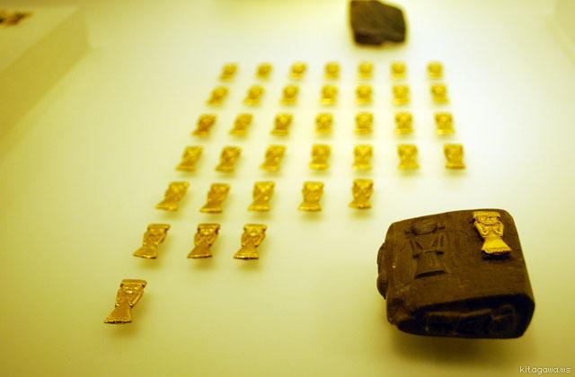 黄金博物館