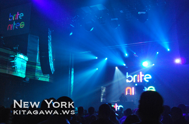 Webster Hall ウェブスターホール New York City