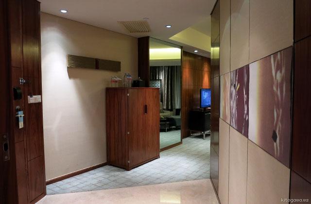 上海浦东喜来登由由酒店及公寓