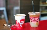 ゴリラコーヒー GORILLA COFFEE ブルックリン