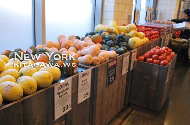 Whole Foods Market ホールフーズマーケット New York