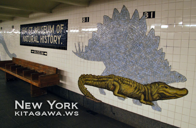 81st St. - Museum of Natural History