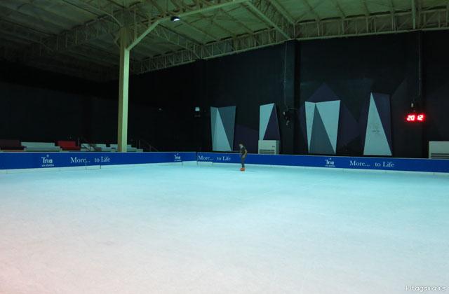 サブゼロ sub-zero アイススケート