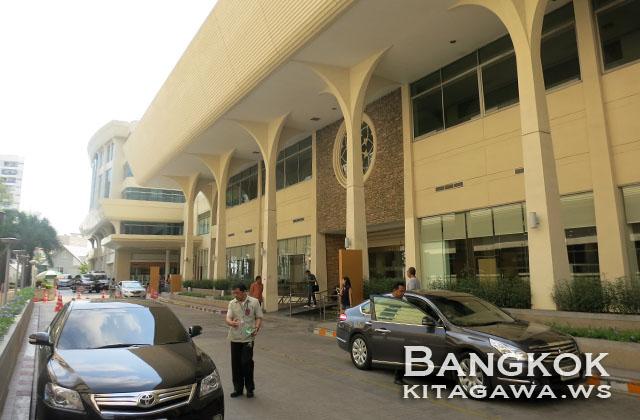 サミティベート病院 バンコク