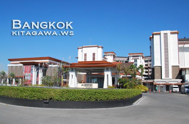 Le Méridien Suvarnabhumi, Bangkok Golf Resort & Spa ルメリディアン スワンナプームバンコク ゴルフリゾート&スパ