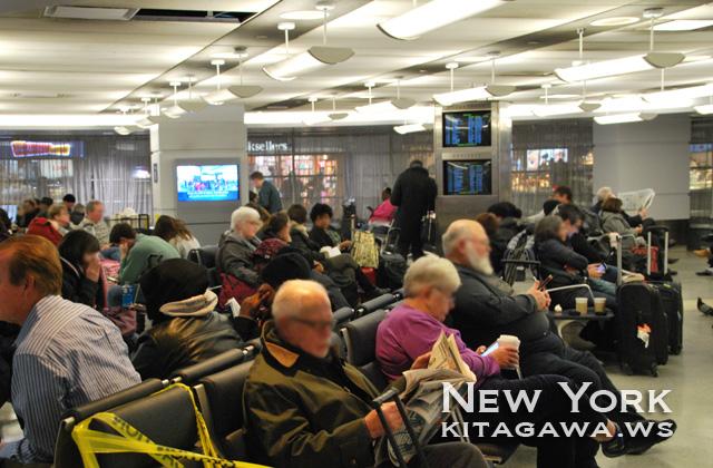 アムトラック駅 ニューヨーク