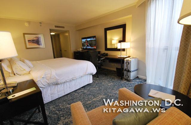 ウェスティン ワシントンDC シティーセンター ホテル宿泊記