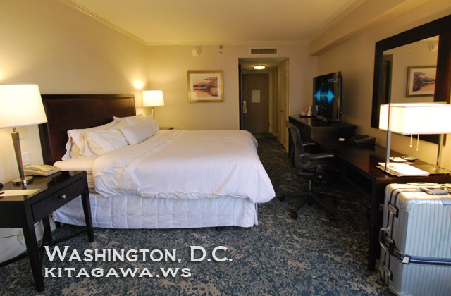 ウェスティン ワシントンDC シティーセンター ホテル
