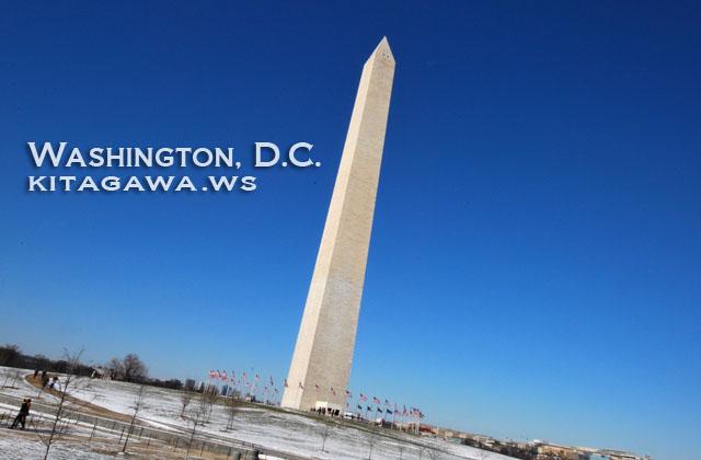ワシントンモニュメント ワシントン記念塔