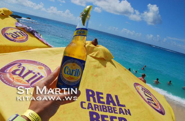 Carib Lager Beer カリブラガー ビール