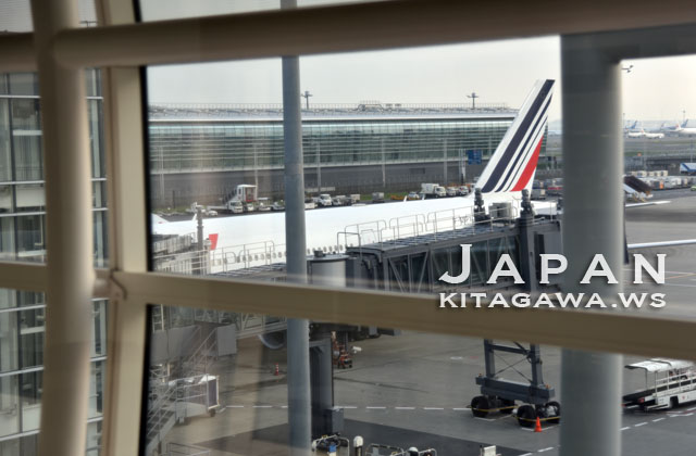 エールフランス航空 AIR FRANCE ビジネスクラス搭乗記