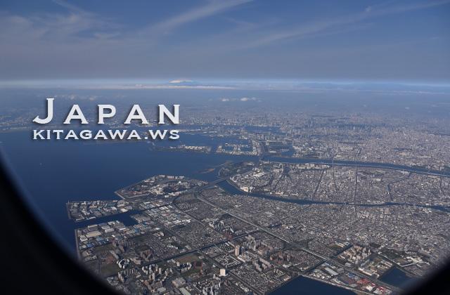 東京 空撮
