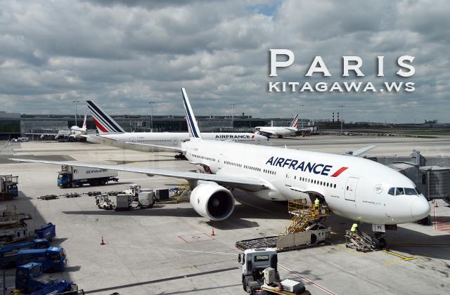 エールフランス航空 AIR FRANCE ボーイング777-200
