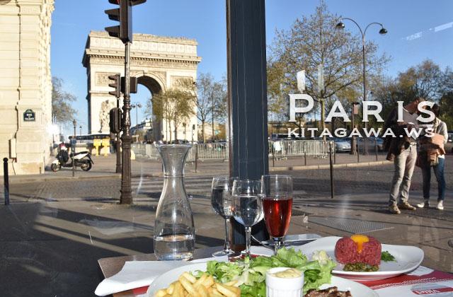 フランス旅行記 パリ観光